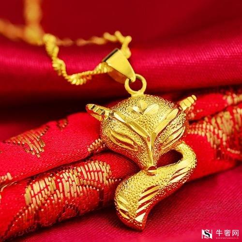 黄金首饰回收值多少钱