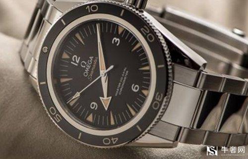 欧米茄海马系列二手手表回收价多少