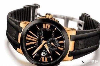 雅典经理人双时区手表回收价格几折