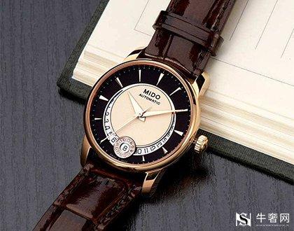 美度贝仑赛丽手表回收行情好吗
