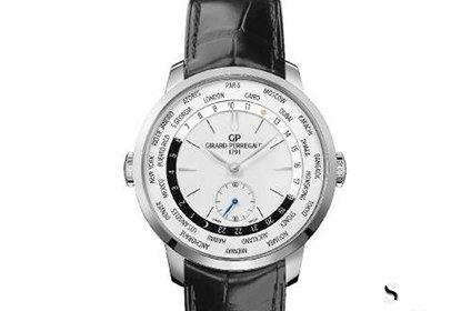 二手芝柏世界时手表回收多少钱