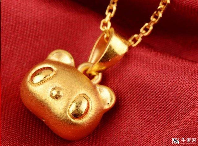 梦金园黄金项链回收多少钱每克