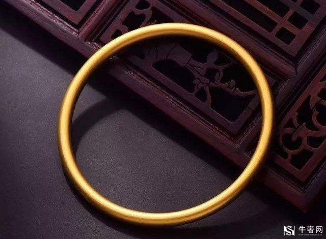 梦金园黄金手镯回收价怎么算