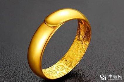 梦金园黄金戒指回收多少钱一克
