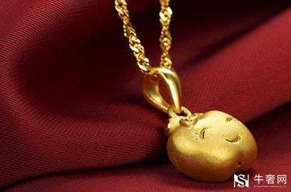 潮宏基黄金首饰回收怎么看保值
