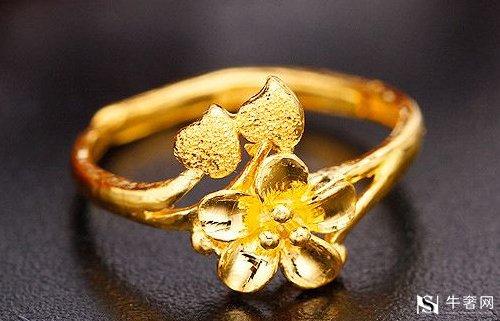 金至尊黄金戒指哪里回收