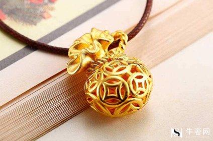 老庙黄金回收什么是古法黄金首饰