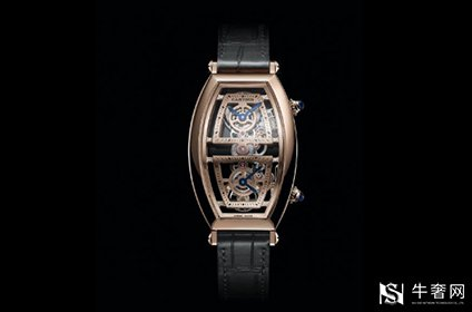 卡地亚双时区手表一般多少钱回收