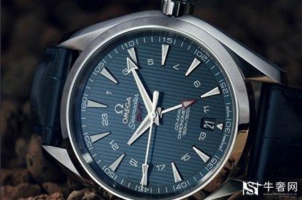 欧米茄海马系列手表哪里回收吗