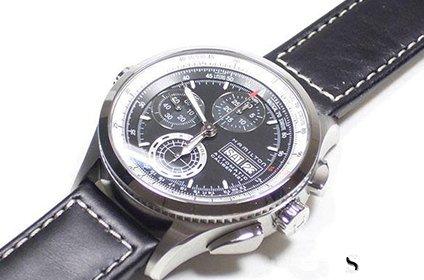 汉密尔顿卡其航空旧手表回收定价高吗