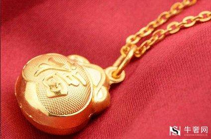 北京菜百黄金回收价格每克多少