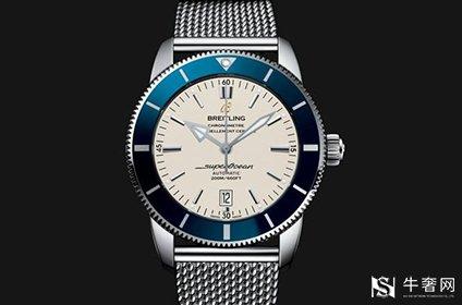 百年灵超级海洋文化系列手表回收吗