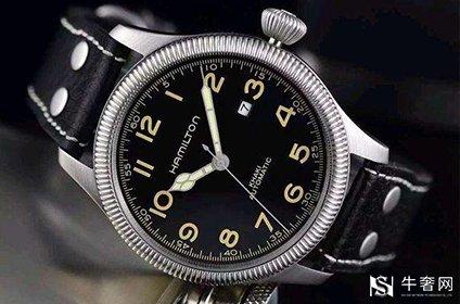 汉密尔顿旧手表回收价格多少钱