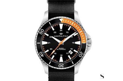 汉密尔顿潜水Scuba手表回收多少钱