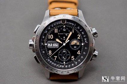 汉密尔顿超越风速自动计时手表回收怎么样