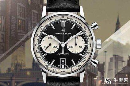 汉密尔顿Intra-Matic68计时手表有回收的店吗