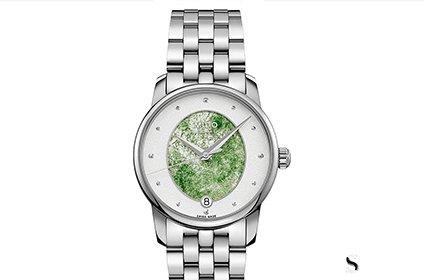美度贝伦赛丽晶灵女士手表回收价格多少