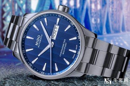 美度M038.431.11.041.00手表回收值多少钱