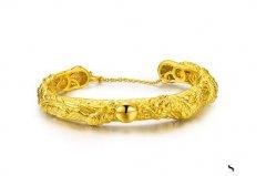 黄金回收多少钱一克,金镯子戴哪只手好?