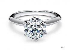 一克拉钻石回收什么价,订婚戒指和结婚戒指一