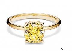 一克拉钻石回收多少钱,枕形钻石有多美?