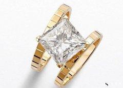 一克拉钻石回收多少钱,如何选对女戒尺寸?