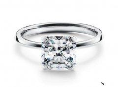 蒂芙尼钻石哪里回收,公主方钻石是热门款式吗
