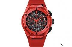 宇舶手表回收几折,红色魔力腕表机芯怎么样?