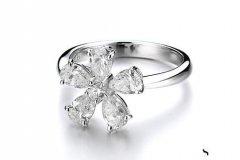 钻戒回收哪个平台,锆石和钻石有哪些不同?