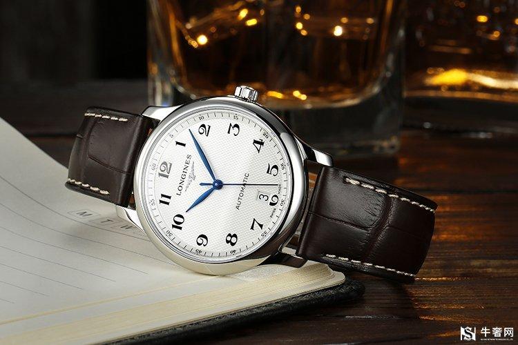 浪琴名匠系列2.628.4.78.3手表回收