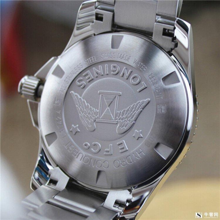 浪琴L3.742.4.96.6腕表回收