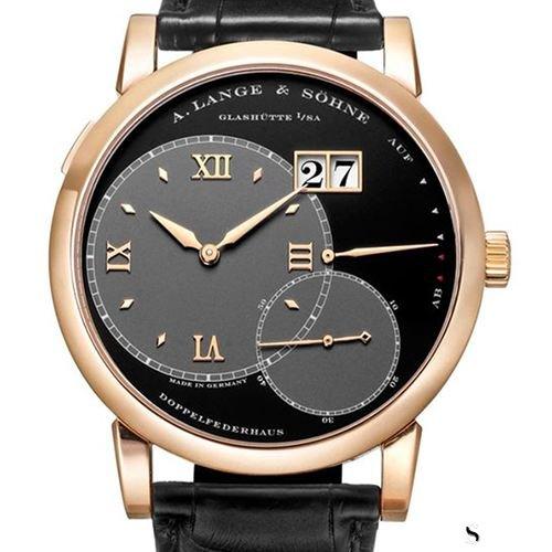成都朗格手表回收