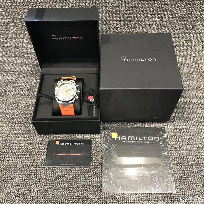 二手汉米尔顿手表