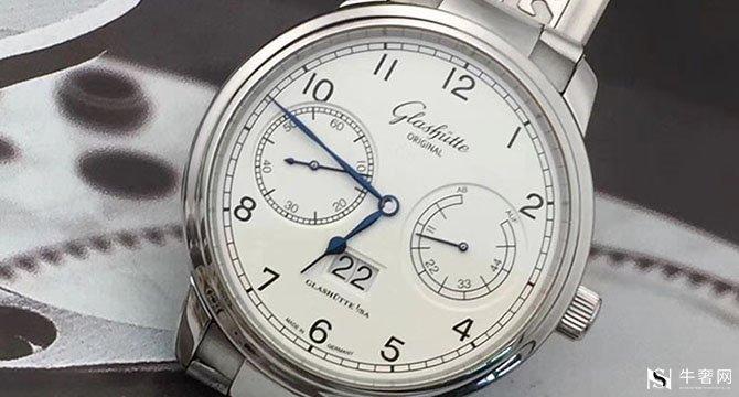 时坚回收二手格拉苏蒂手表