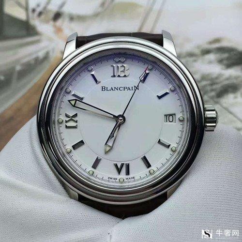 宝珀手表回收价格