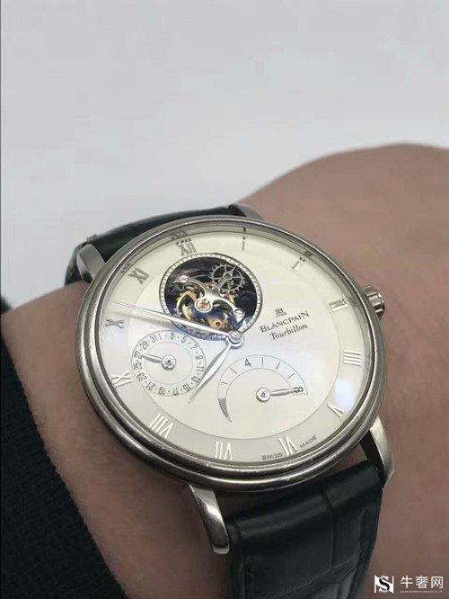 宝珀手表回收