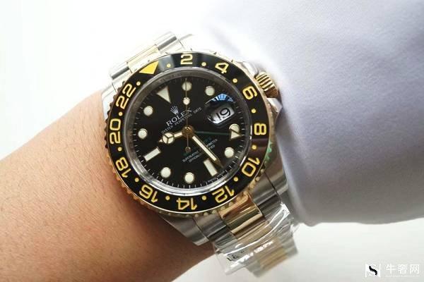 劳力士格林尼治型II系列116713-LN-78203腕表 (8)