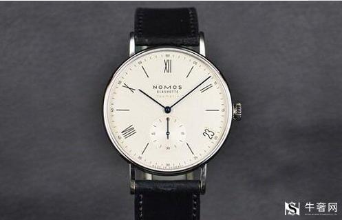 诺莫斯手表回收