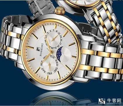 罗西尼手表回收