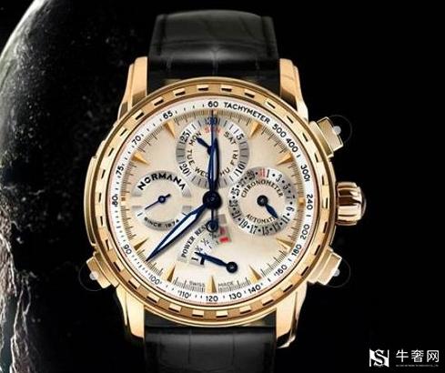 诺曼纳手表回收
